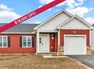 duplex home for sale farmhouse style hanover pa