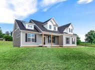 exterior single family home