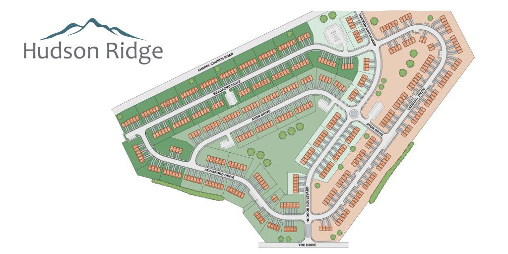 hudson ridge plot plan dallastown