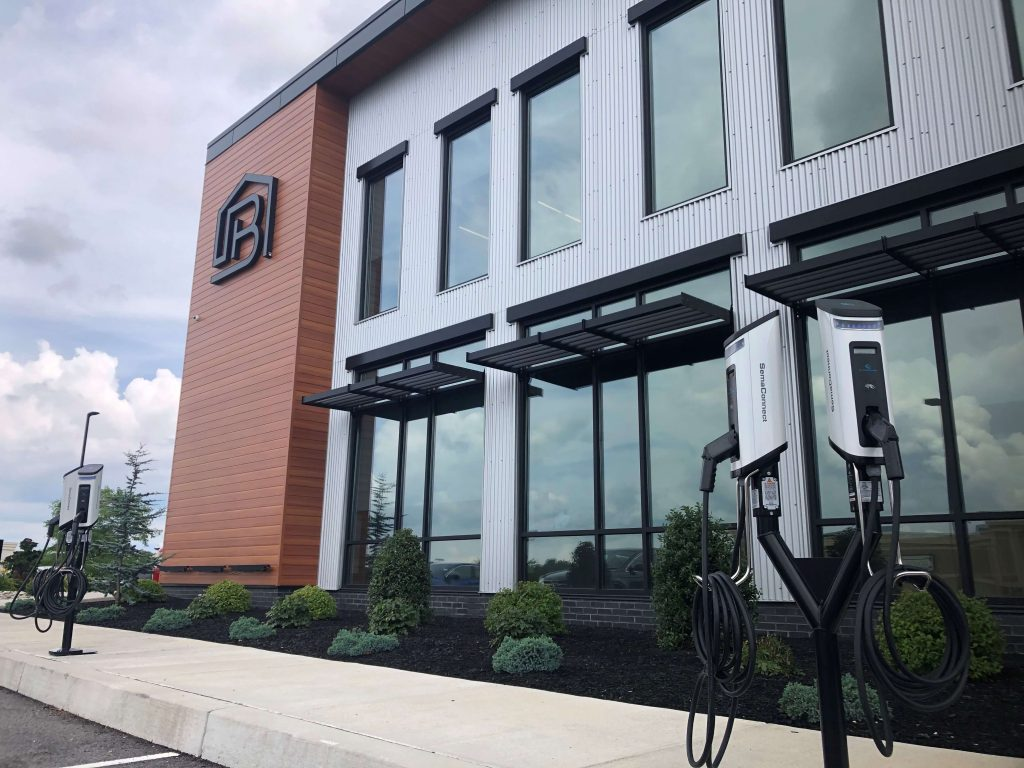 Businesses are plugging into incentives to build Pennsylvania's electric vehicle charging infrastructure