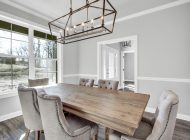 burkentine builders farmhouse kitchen table