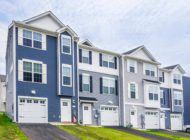 Burkentine Builders Brookside Townhomes