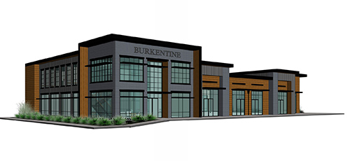 Commercial Building Burkentine Builders Hanover PA New Office
