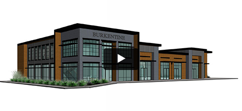 Commercial Building Burkentine Builders Hanover PA New Offices