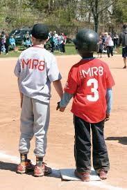 hanover pa little league children playing baseball burkentine builders new home